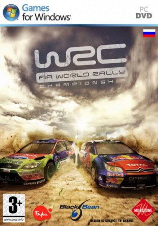 WRC FIA World Rally Championship (2010) PC RePack