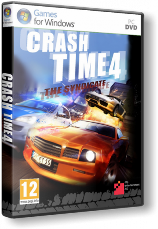 Crash Time 4 (2010/PC/Repack/Eng)