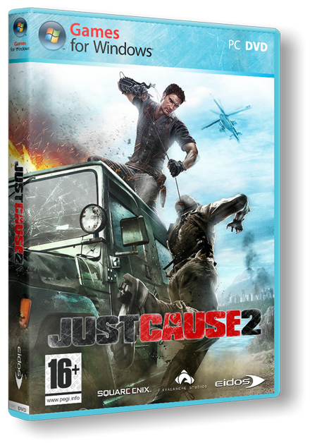 Just Cause 2 Limited Edition + DLC (2011) PC l ReP...