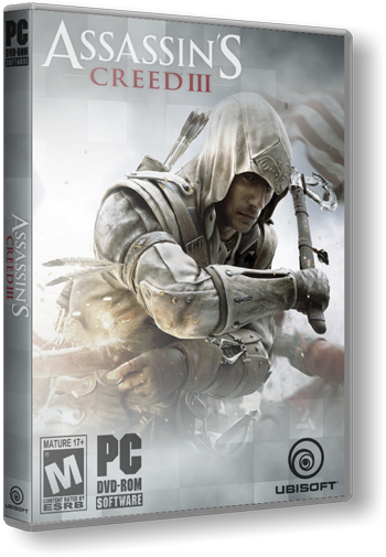 Assassin's Creed 3 - Deluxe Edition [2012, RUS] [R...