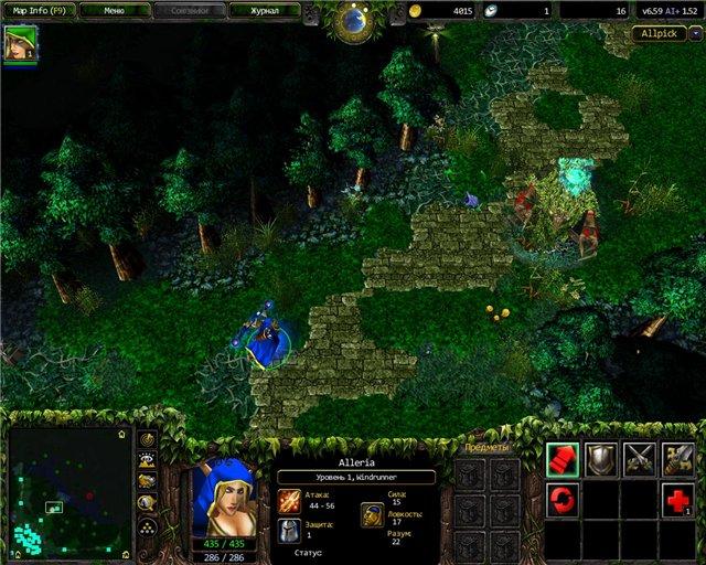 Warcraft III Вариант 2: Пропатчить имеющийся у вас warcraft.