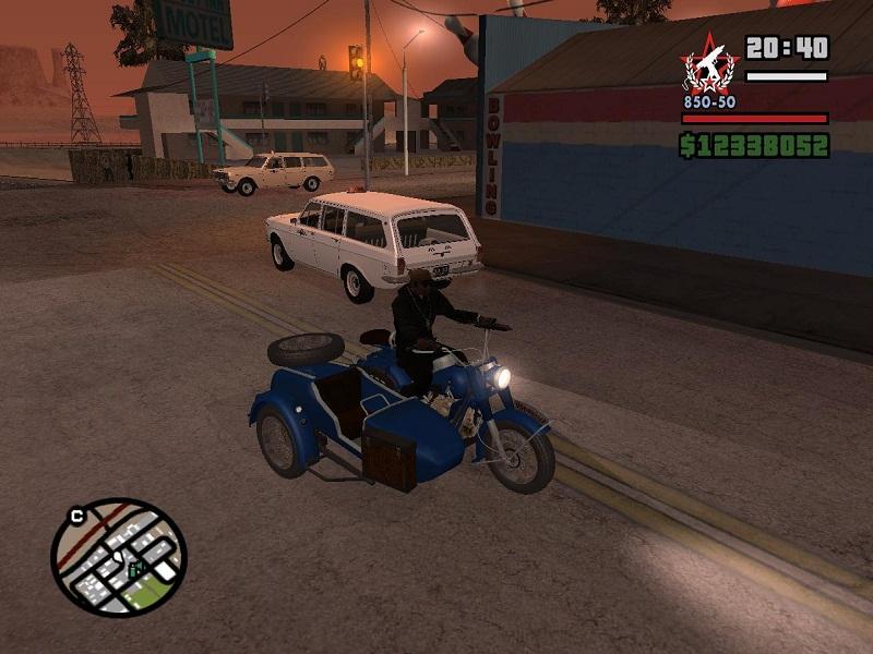 GTA Criminal Russia + Multiplayer (2 1 /PC/RePack/Rus