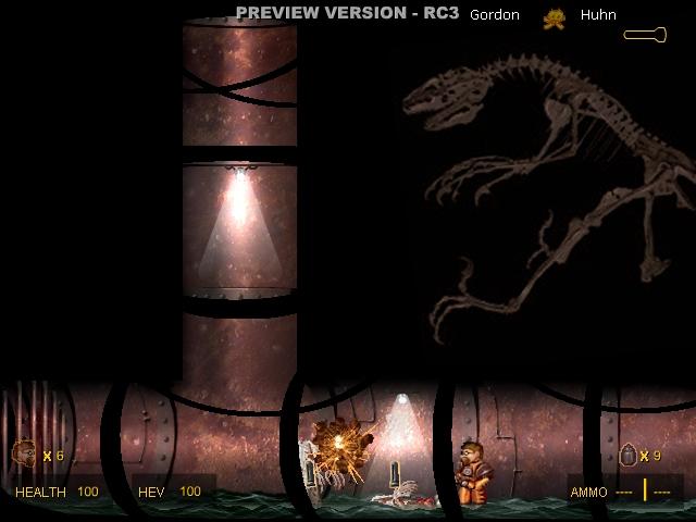 Half-Life 2D: Codename Gordon F. (2004) PC