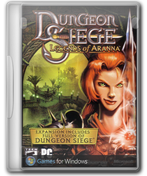 Dungeon Siege (2002) PC | RePack