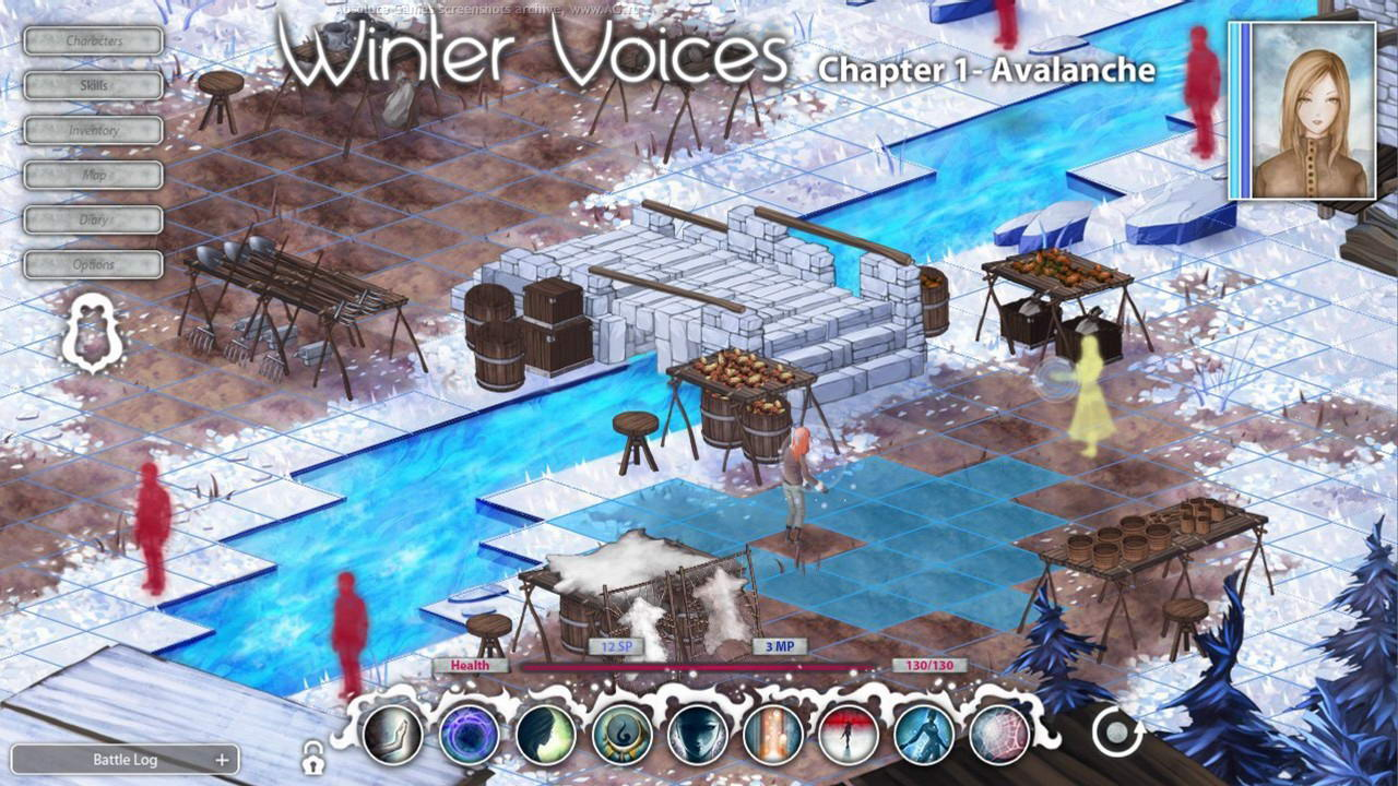Winter Voices Episode Avalanche (2010) PC | RePack