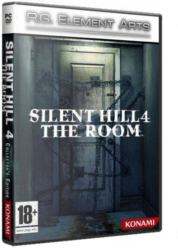 Silent Hill 4: The Room (2004) PC | RePack