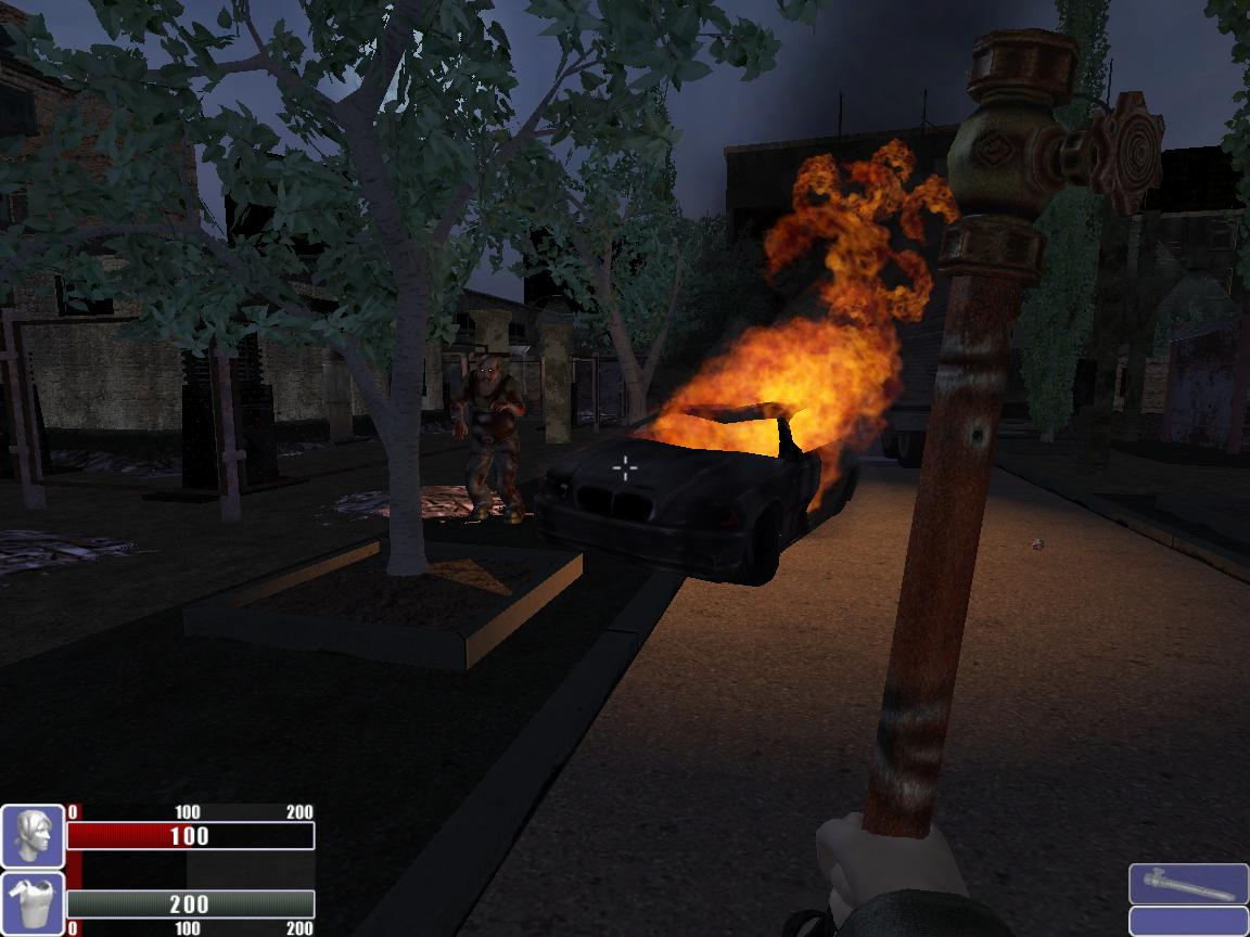 Чистильщик / Hellforces (2005) PC | RePack