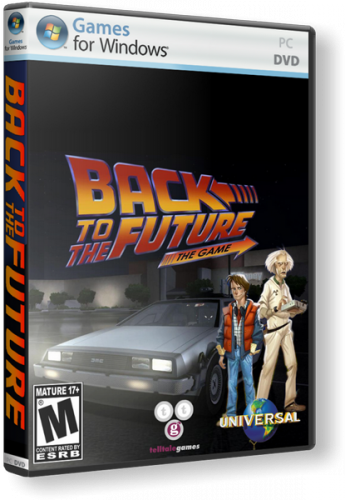 Back to the Future: The Game - Episode 3: Citizen Brown (2011) РС