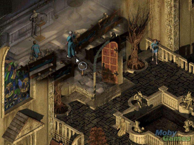 Шизариум / Sanitarium (1999) PC | RePack